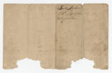 Folder 5: Lists of payments received for items sold, including several slaves, image 4