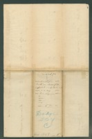 Voucher to Capt. Mortimer Mansfield, 9th Michigan Infantry