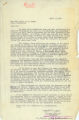 Cannery Workers and Farm Laborers Union Local 18257 letter to the Mayor of Kent, Washington, R. E. Wooden, asking for his cooperation with organized labor and criticizing his mobilization of local vigilantes to intimidate and drive out Filipino workers from the White River Valley, April 15, 1937