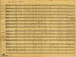 King Porter's Stomp [music manuscript]