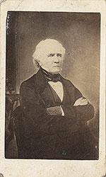 Portrait of Horace Binney