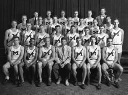 1953 UM Track Team