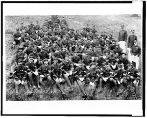 [Company D, 8th Illinois Volunteer Regiment]