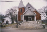 Mt. Zion Missionary Baptist Church: front view 2