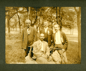 Niagara Movement members, Harper's Ferry