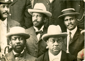 Niagara Movement founders