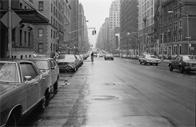 Street scene, West End Avenue