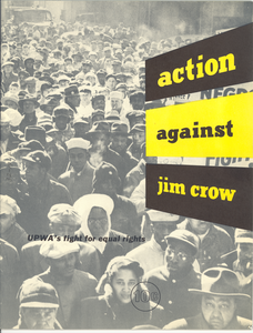 Action against Jim Crow