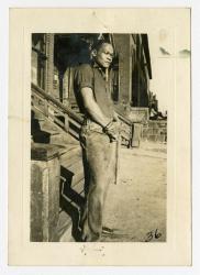 No name, 1936, enlargement of earlier photo