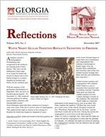 Reflections: Georgia African American Historic Preservation Network, 2017 December