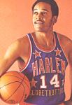 Bobby Joe Mason Harlem Globetrotters Card