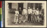 Fun and games at the mission, China, ca.1920-1940