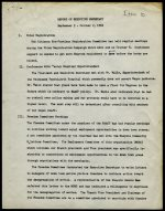 NAACP Report of Executive Secretary, September 5th thru October 2nd, 1962