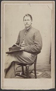 L. R. Fenton, 2nd Michigan Cavalry