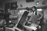W.O.K.J. radio station (WOP 7-78-5)