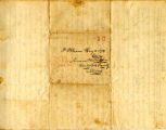 Thumbnail for Hayes Letter 1841040901, James Hayes to William Hayes