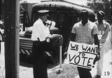 Voting Rights Protesters