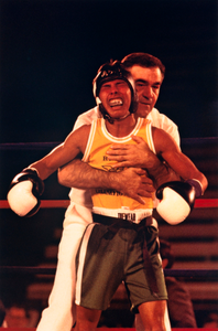Timmy Martinez, Boxer, North American Boxing Championships, Colorado Springs, from the series Shooting for the Gold