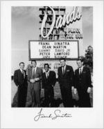 Rat Pack at the Sands Hotel and Casino