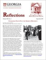 Reflections: Georgia African American Historic Preservation Network, 2017 September