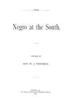 The Negro at the South letters /
