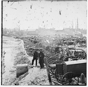 [Richmond, Va. Park of captured guns at Rocketts]