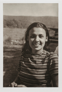 "Lena Horne, from the unrealized portfolio ""Noble Black Women: The Harlem Renaissance and After"""