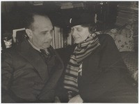 Grace and James Weldon Johnson