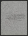 General Correspondence of the Director, Last Names R-Z, 1913
