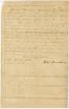 Affidavit Confirming that Eliza Mason is a Free Woman, 1828 September 20