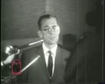 WALB newsfilm clip of mayor Asa D. Kelley outlining the points of a temporary restraining order against civil rights leaders in Albany, Georgia, 1962 July 21