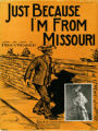 Just because I'm from Missouri