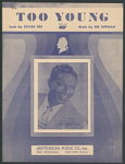 """""""Too Young"""" Sheet Music"""