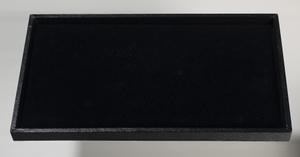 Tray for dresser set owned by Lena Horne