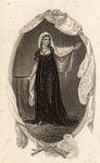 """Ann Brunton Merry as Calista in """"The Fair Pentitent"""""""