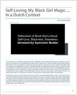 Self-Loving My Black Girl Magic… In a Dutch Context