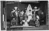 Amateur theatricals in Japan, ca. 1914