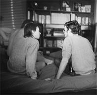 Set photograph from an unidentified film