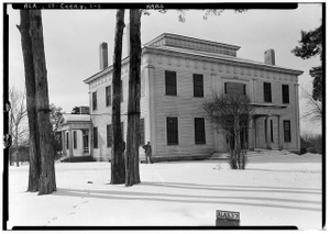 Cunningham Plantation, Old Memphis Road (Gaines Trace Road), Cherokee, Colbert County, AL