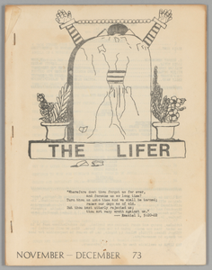 The Lifer, November/December 1973