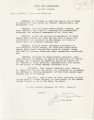 Boston City Council resolution concerning South Boston High School headmaster William J. Reid, 1975 December 15