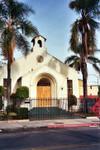 St. Stephen A.M.E. Church, main entrance