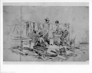 "Army ""Washerwoman"" (Siege of Petersburg)"