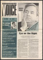 Southern voice, October 7 and 13, 1993