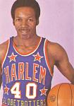 Harlem Globetrotters Card