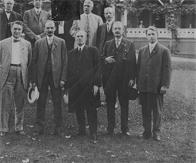 Faculty, group photo