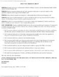 Executive order no. 2001-39