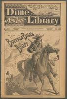 Buffalo Bill's bluff, or, Dusky Dick, the sport
