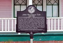 John McClinton Tutt historical marker