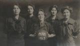 Women's Basketball New Paltz Normal, 1913